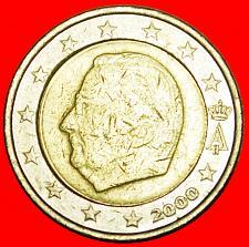 Buy + ALBERT II (1993-2013): BELGIUM ★ 2 EURO 2000! LOW START ★ NO RESERVE!