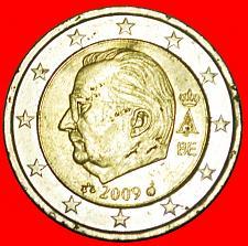Buy + ALBERT II (1993-2013): BELGIUM ★ 2 EURO 2009! LOW START ★ NO RESERVE!