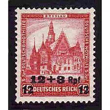 Buy German Hinged Scott #B43 Catalog Value $5.00