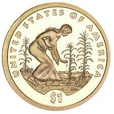 Buy 2009 S PROOF SACAGAWEA GOLDEN DOLLAR