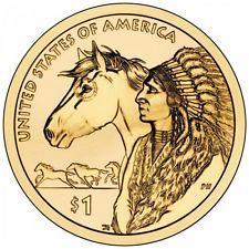 Buy 2012 D SACAGAWEA GOLDEN DOLLAR