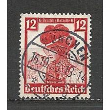 Buy German Used Scott #B74 Catalog Value $.40