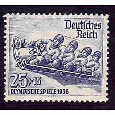 Buy German Hinged Scott #B81 Catalog Value $8.00