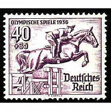 Buy German Hinged Scott #B89 Catalog Value $5.50