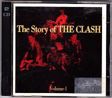 Buy The Story Of The Clash vol.1 by The Clash 2 CD set - Very Good