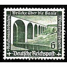 Buy German Hinged Scott #B96 Catalog Value $.25