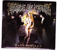 Buy Cryptoriana - The Seductiveness Of Decay by Cradle Of Filth CD - Like New