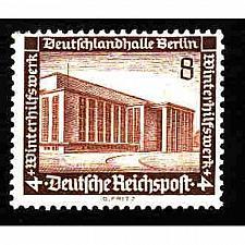 Buy German Hinged Scott #B97 Catalog Value $.95