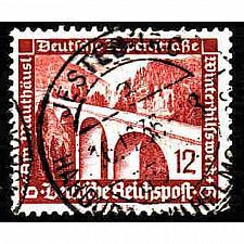 Buy German Used Scott #B98 Catalog Value $.40
