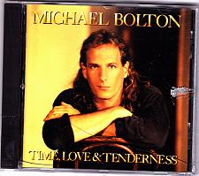 Buy Time, Love & Tenderness by Michael Bolton CD 1991 - Very Good