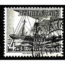 Buy German Used Scott #B108 Catalog Value $1.20