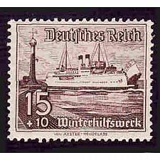Buy German Hinged Scott B115 Catalog Value $5.00