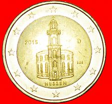 Buy + HESSEN: GERMANY ★ 2 EURO 2015F! LOW START ★ NO RESERVE!
