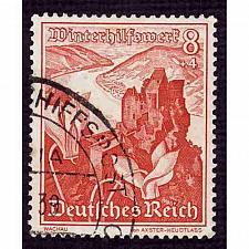 Buy German Used Scott #B127 Catalog Value $1.25