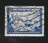 Buy German Used Scott #B157A Catalog Value $4.00