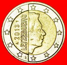 Buy + FRANCE NON-PHALLIC TYPE (2007-2019): LUXEMBOURG ★ 2 EURO 2013! LOW START ★