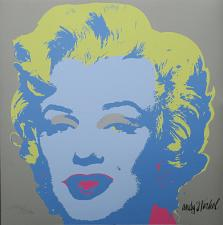 Buy Andy Warhol Marilyn Monroe signed limited edition numbered lithograph