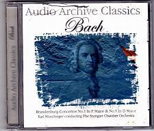 Buy J S Bach - Brandenburg Concerto No. 1, No. 5 - CD - Very Good