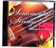 Buy Sentimental Strings Romance Is In The Air Music CD - Very Good