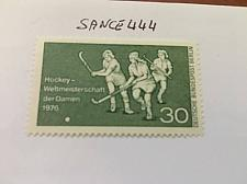 Buy Berlin Hockey games mnh 1976