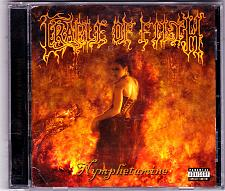 Buy Nymphetamine by Cradle of Filth CD 2007 - Very Good