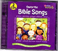 Buy Wee Workshop Favorite Bible Songs 2-CD Set 2004 - Very Good