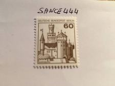 Buy Berlin Castle 60p mnh 1977
