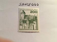 Buy Berlin Castle 200p mnh 1977