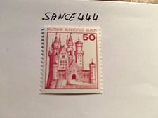 Buy Berlin Castle 50p bottom imperf. mnh 1977