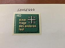 Buy Berlin Evangelic day mnh 1977