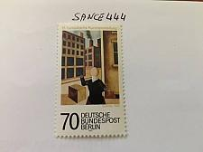 Buy Berlin G. Grosz painting mnh 1977