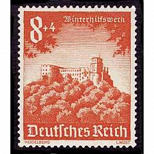 Buy German Hinged Scott #B181 Catalog Value $1.50