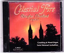 Buy Celestial Fire by Douglas Cleveland - Very Good