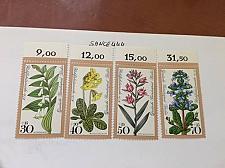 Buy Berlin Forest Flowers mnh 1978
