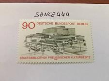 Buy Berlin New library mnh 1978
