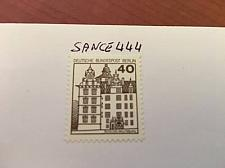 Buy Berlin Definitives Castles 40p mnh 1978