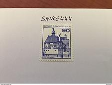 Buy Berlin Definitives Castles 90p mnh 1978