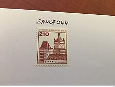 Buy Berlin Definitives Castles 210p mnh 1978