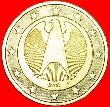 Buy + NON-PHALLIC TYPE (2008-2019): GERMANY ★ 2 EURO 2010G! LOW START ★ NO RESERVE!