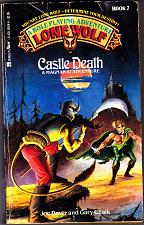 Buy Lone Wolf No. 7 - Castle Death by Joe Dever Paperback Book - Good