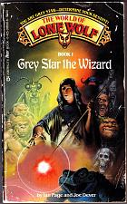 Buy Grey Star the Wizard #1 by Joe Dever 1987 Paperback Book - Good