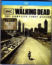 Buy Walking Dead - Complete 1st Season Blu-ray Disc 2011, 2-Disc Set - Like New