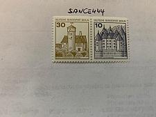 Buy Berlin Castle 30+10p top imperf. dual mnh 1980