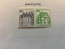 Buy Berlin Castle 10+50p top imperf. dual mnh 1980