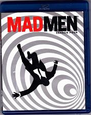 Buy Mad Men - Season Four Blu-ray 2011, 3-Discs - Very Good
