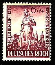 Buy German Hinged Scott #B208 Catalog Value $.45
