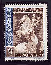 Buy German Hinged Scott #B210 Catalog Value $.35