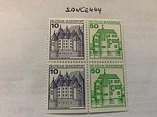 Buy Berlin Castle 10+50p imperf. block 1980 mnh