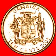 Buy + BOGLE (1822-1865): JAMAICA ★ 10 CENTS 2008 MINT LUSTER! LOW START ★ NO RESERVE!