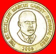 Buy + GARVEY (1887-1940): JAMAICA ★ 20 DOLLARS 2006! LOW START ★ NO RESERVE!